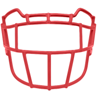 Schutt EGOP-TRAD Vengeance Carbon Steel Facemask - Men's - Red / Red