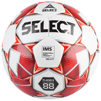 Select Numero 10 Soccer Ball - White / Red