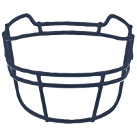 Schutt ROPO-TRAD Vengeance Carbon Steel Facemask - Men's - Navy / Navy