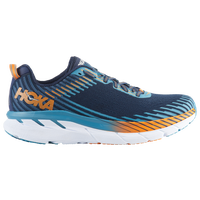 HOKA ONE ONE Clifton 5 - Men's - Navy / Light Blue