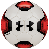 Under Armour Desafio 595 Soccer Ball - White / Red