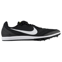 Nike Zoom Rival D 10 - Boys' Grade School - Black / White