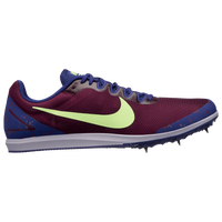 Nike Zoom Rival D 10 - Boys' Grade School - Maroon / Purple