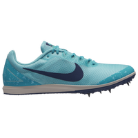 Nike Zoom Rival D 10 - Girls' Grade School - Aqua