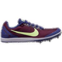 2df74bab71d ... Nike Zoom Rival D 10 - Girls  Grade School - Maroon   Purple