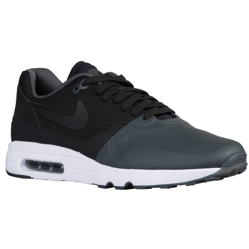 Nike Air Max 1 Ultra 2.0 - Men's Casual - Anthracite/Black/White/Black 75845002
