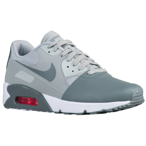 Nike Air Max 90 Ultra 2.0 - Men's Casual - Cool Grey/Wolf Grey/White/Cool Grey 76005001