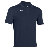 Under Armour Team Armour Polo - Men's - Navy / Navy