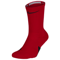 Nike Elite Crew Socks - Red