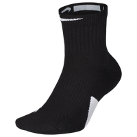 Nike Elite Mid Socks - Black