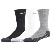 Nike 3 Pack Dri-Fit Max Crew GFX Socks - Men's - Multicolor / Multicolor