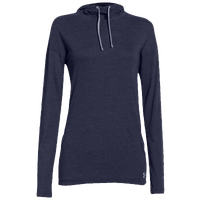 Under Armour Stadium Hoody - Women's - Navy / Navy
