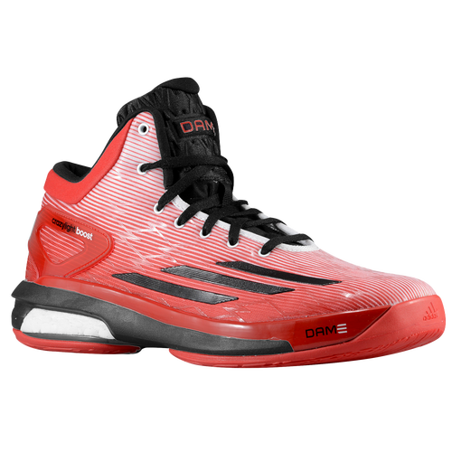 huge discount b2ae3 efaa2 ... coupon code for adidas crazy light boost mens basketball shoes white  black red 4c5fb 8dc90
