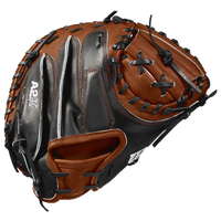 Wilson A2K M1 Catcher's Mitt - Men's - Brown / Black