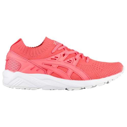 New Asics Tiger Gel-Kayano Trainer Knit Lo Peach/Peach For Women On Sale