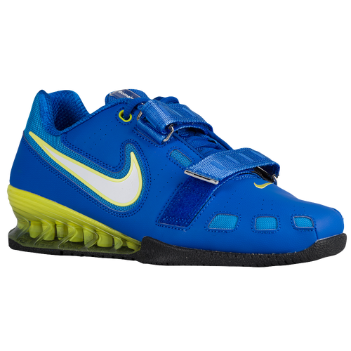 Nike Romaleos II Power Lifting - Men's - Training - Shoes - Hyper  Cobalt/White/Electric Yellow
