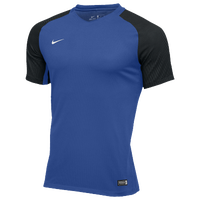 Nike Team Revolution Jersey - Men's - Blue / Black