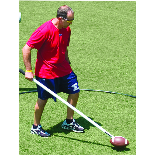 Fisher Athletic Team Football On A Stick Men S