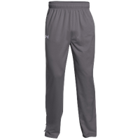 Under Armour Team Rival Knit Warm-Up Pants - Men's - Grey / Grey