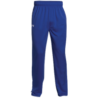 Under Armour Team Rival Knit Warm-Up Pants - Men's - Blue / Blue