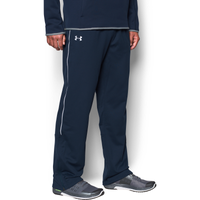Under Armour Team Rival Knit Warm-Up Pants - Men's - Navy / Navy