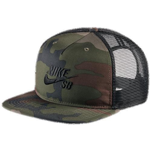 Nike SB Pro Cap AOP Trucker - Men s - Accessories 15ebffd38ba
