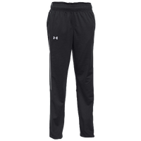 Under Armour Team Rival Knit Warm-Up Pants - Women's - Black / White