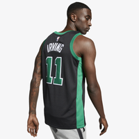 Nike NBA Swingman Jersey - Men's - Kyrie Irving - Boston Celtics - Black /  Green