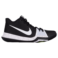 Nike Kyrie 3 - Men\u0027s - Kyrie Irving - Black / White