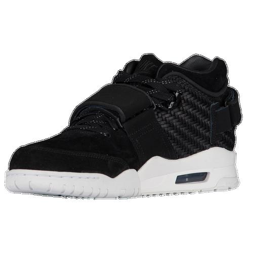 Nike Air Trainer V. Cruz - Men's - Training - Shoes - Black/Black/Summit  White/Black