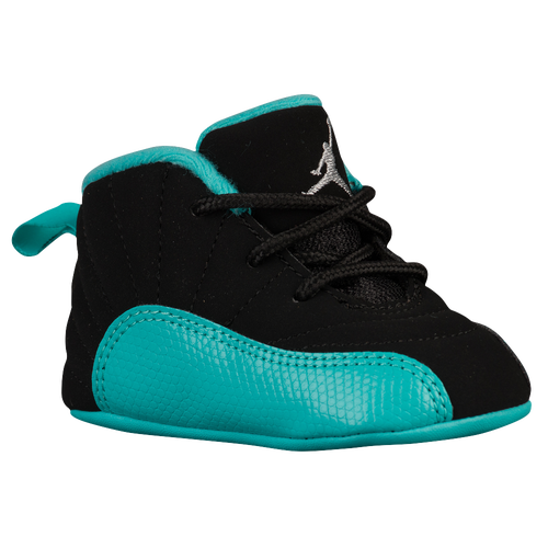 Jordan Retro 12 Girls Infant Basketball Shoes