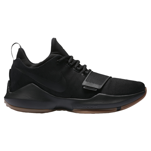 Nike PG 1 - Men's - Basketball - Shoes - Paul George -  Black/Anthracite/Light Brown Gum