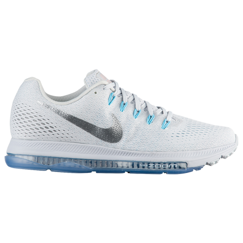Nike Zoom All Out Low - Women's - Running - Shoes - Pure  Platinum/Chrome/Glacier Blue