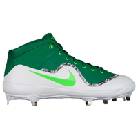 Nike Air Trout 4 Pro - Men's -  Mike Trout - Dark Green / White