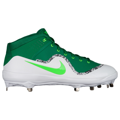... new zealand nike air trout 4 pro mens baseball shoes mike trout pine  green pine green 1f3c93bda