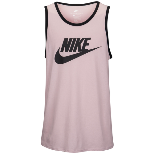 a84d85291bb90 Nike Ace Logo Tank - Men s - Casual - Clothing - Particle Rose Black ...