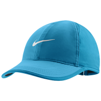 Nike Dri-FIT Featherlight Cap - Women's - Light Blue / Black