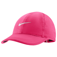 Nike Dri-FIT Featherlight Cap - Women's - Pink / Black