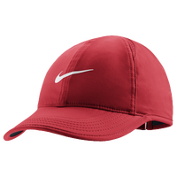 Nike Dri-FIT Featherlight Cap - Women's - Red / White