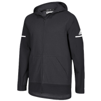 adidas Team Squad Jacket - Men's - Black / White
