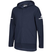 adidas Team Squad Jacket - Men's - Navy / White