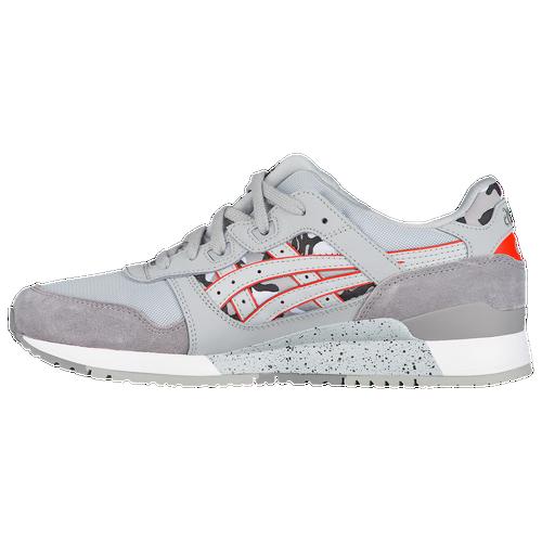 newest 7047c 9eece ... czech asics tiger gel lyte iii mens casual shoes mid grey dark grey  835de 283af
