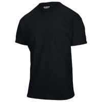 Gildan Team 50/50 Dry-Blend T-Shirt - Men's - All Black / Black