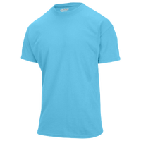 Gildan Team 50/50 Dry-Blend T-Shirt - Men's - Light Blue / Light Blue