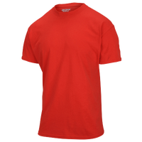Gildan Team 50/50 Dry-Blend T-Shirt - Men's - Red / Red