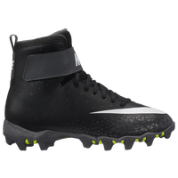 Nike Force Savage Shark BG - Boys' Grade School - Black / White