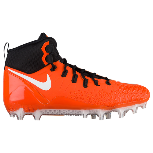 Nike Force Savage Pro - Men's - Football - Shoes - Brilliant Orange/White /Black