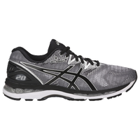 ASICS® GEL-Nimbus 20 - Men's - Grey / Black
