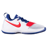 Nike PG 1 - Boys' Grade School -  Paul George - White / Red