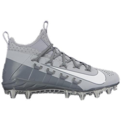 Nike Alpha Huarache 6 Elite LAX - Men's - Lacrosse - Shoes - Wolf  Grey/White/Cool Grey/Cool Grey
